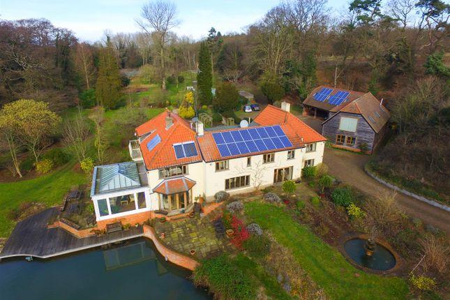 Thumbnail Detached house for sale in Stebbings Lane, Hollesley, Woodbridge