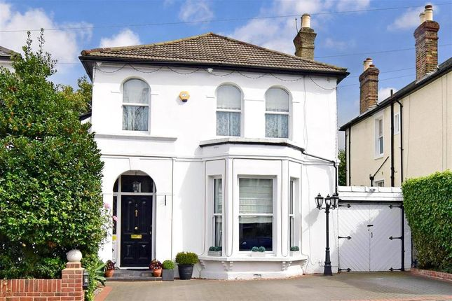 Thumbnail Detached house for sale in Charlotte Road, Wallington, Surrey