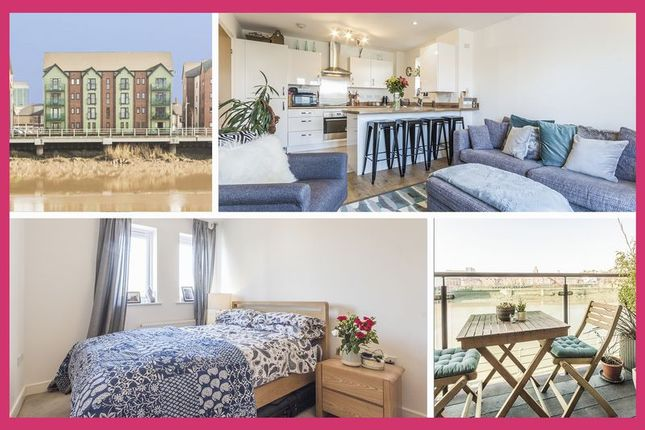 Thumbnail Flat for sale in Copper Dome Mews, Newport