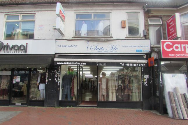 Thumbnail Retail premises for sale in Leagrave Road, Luton, Bedfordshire