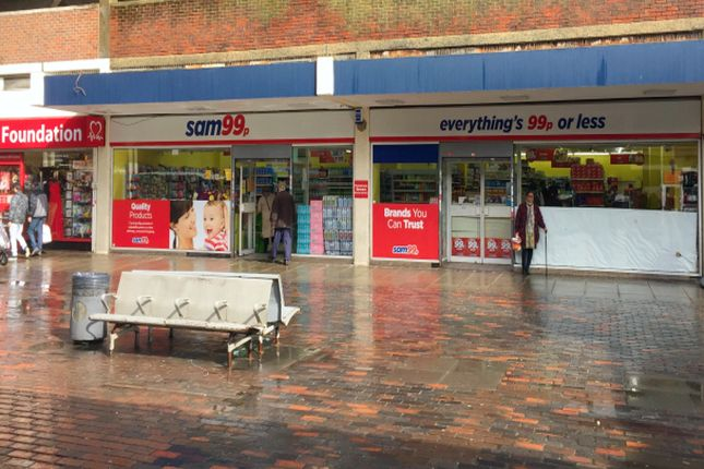 Retail premises to let in Winslade Way, Catford