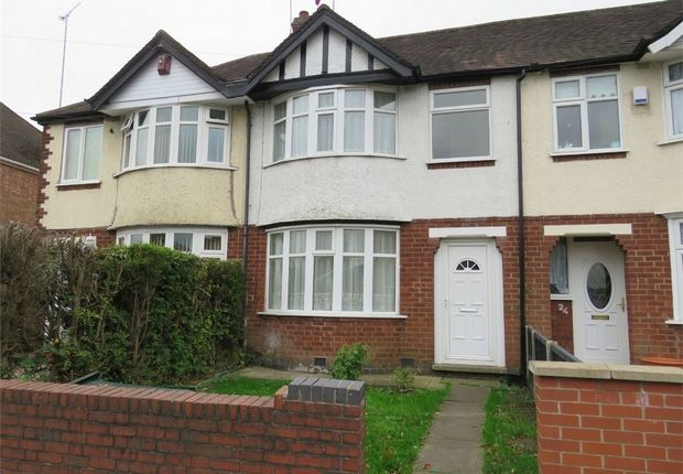 Thumbnail Terraced house to rent in Meredith Road, Wyken, Coventry, West Midlands