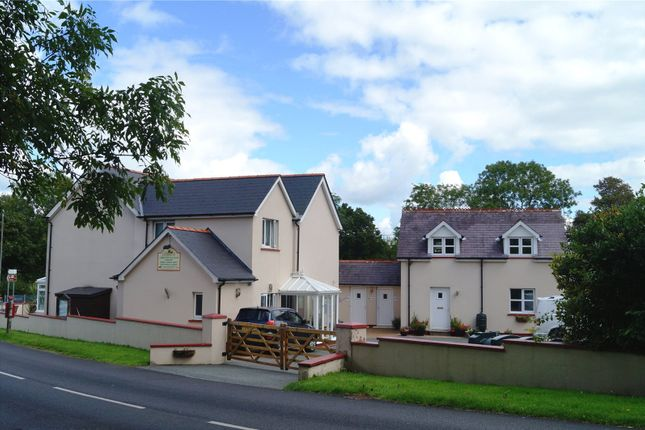 Thumbnail Detached house for sale in Cross Villa, Templeton, Narberth, Pembrokeshire