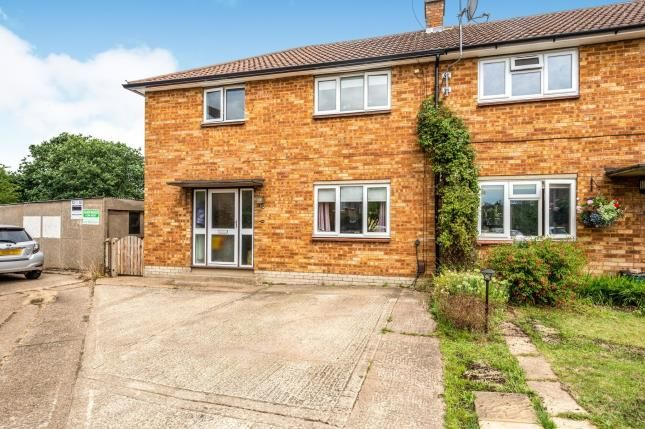 Thumbnail End terrace house for sale in Hampden Place, Frogmore, St. Albans, Hertfordshire