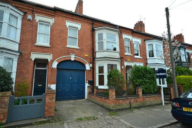 Thumbnail Detached house for sale in Central Avenue, Leicester