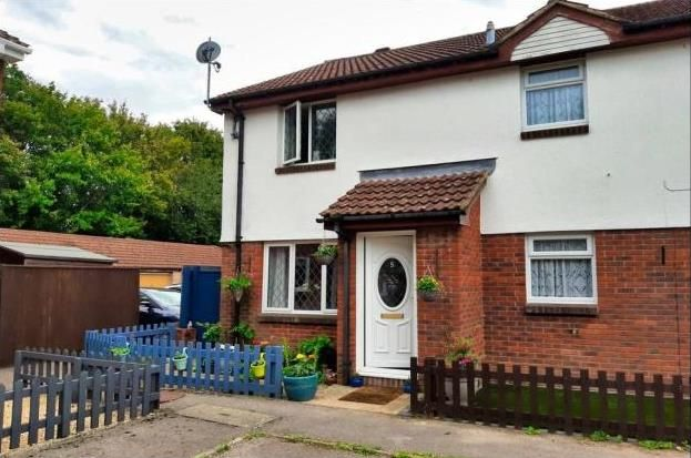 Thumbnail End terrace house to rent in Ethelred Gardens, Totton