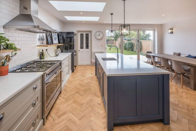 Thumbnail Detached house for sale in Mill Hill Road, Cowes
