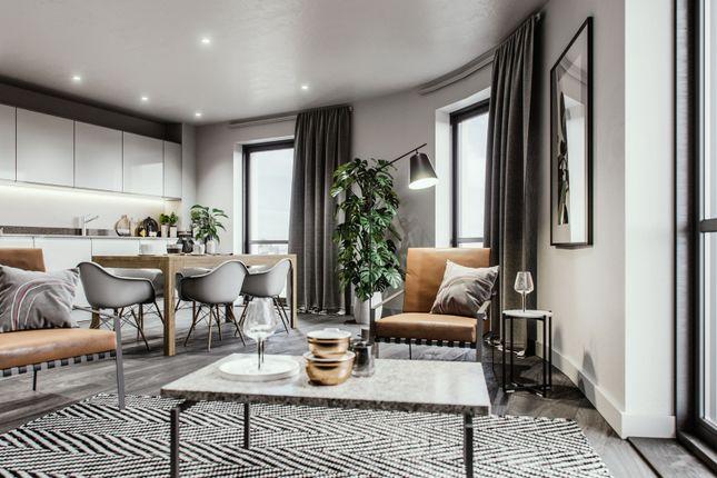 3 bed flat for sale in Phoenix, Saxton Lane, Leeds LS9