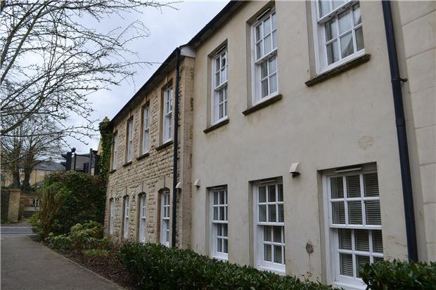 Thumbnail Flat for sale in The Yarn Lofts, Woodford Mill, Witney