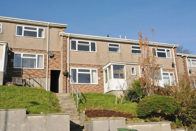 Thumbnail Terraced house for sale in Norfolk Close, Plymouth