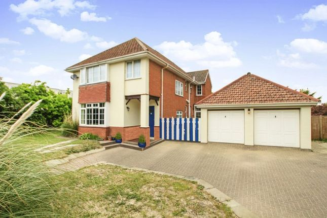Thumbnail Detached house for sale in Maddock Slade, Burnham On Sea