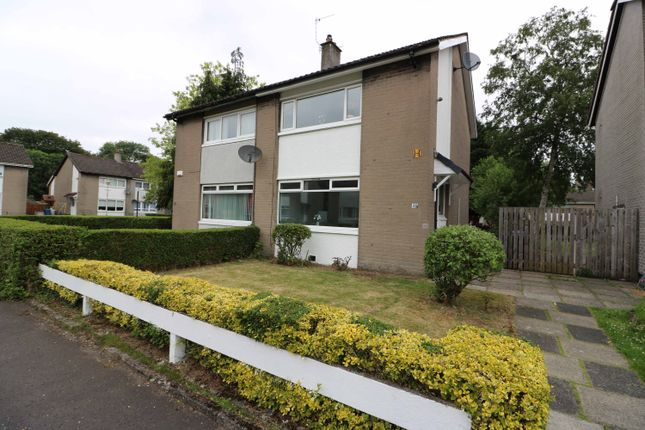 Thumbnail Semi-detached house for sale in Forglen Street, Easterhouse