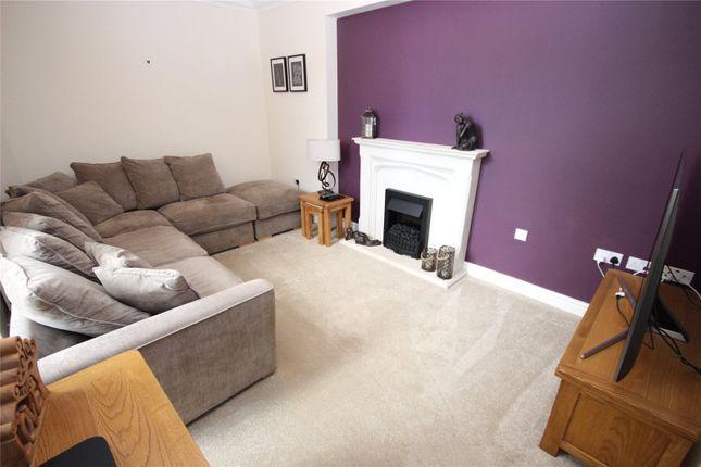 Lounge of 7 Twickenham Court, Carlisle, Cumbria CA1