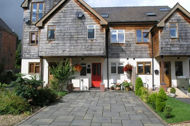 Thumbnail Terraced house for sale in 2 Red Lion Mews, Knighton