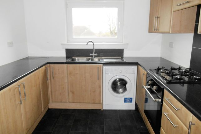 Thumbnail Flat for sale in Strutherhill, Larkhall