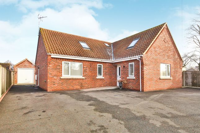 Thumbnail Detached house for sale in Sutherland Avenue, Hellesdon, Norwich
