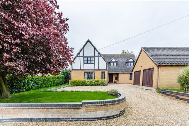 Thumbnail Detached house for sale in Lode Way, Haddenham, Ely
