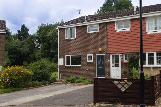 Thumbnail End terrace house for sale in Aldam Way, Sheffield