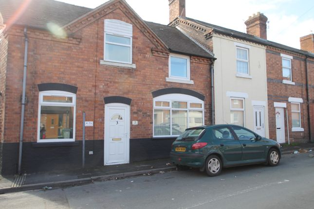 2 bed terraced house for sale in Ditherington, Shrewsbury SY1