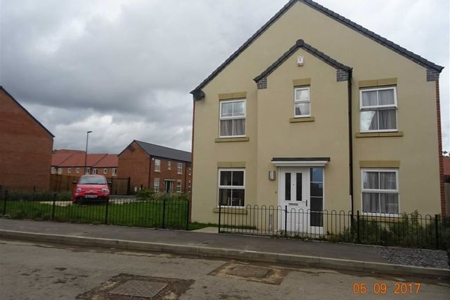 End terrace house for sale in Tulip Tree Road, Nuneaton
