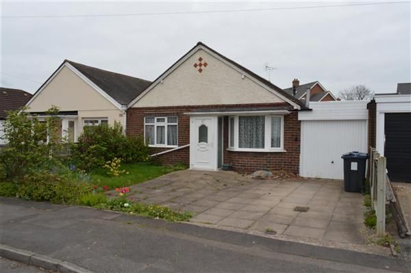 Thumbnail Bungalow for sale in Withy Hill Road, Sutton Coldfield