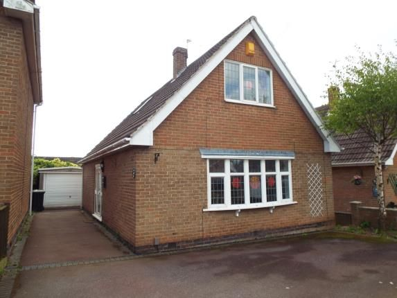 Thumbnail Detached house for sale in Perth Drive, Stapleford, Nottingham