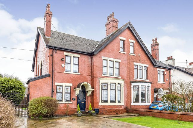 Thumbnail Semi-detached house for sale in Alder Road, Liverpool, Merseyside