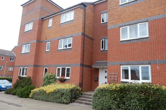 Thumbnail Flat for sale in Peel Drive, Wilnecote, Tamworth