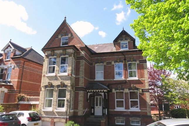 2 bed flat to rent in Bodenham Road, Hereford HR1