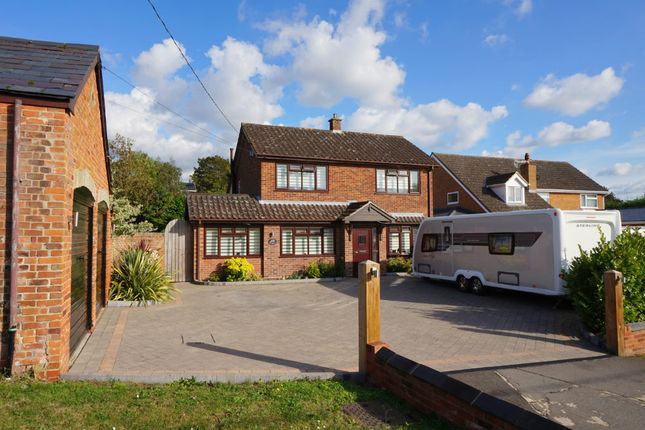 Thumbnail Detached house for sale in Mill Hill, Capel St Mary, Ipswich, Suffolk