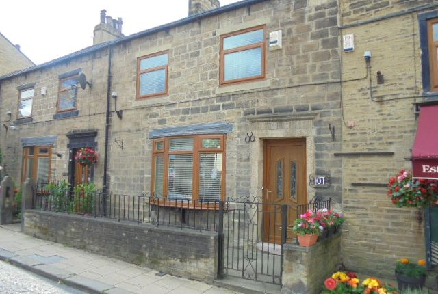 Thumbnail Terraced house to rent in Town Street, Farsley