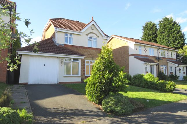 Thumbnail Detached house for sale in Dalby Road, Walsall