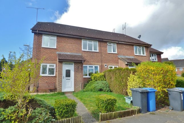Thumbnail Terraced house for sale in Thornfield Green, Blackwater, Camberley