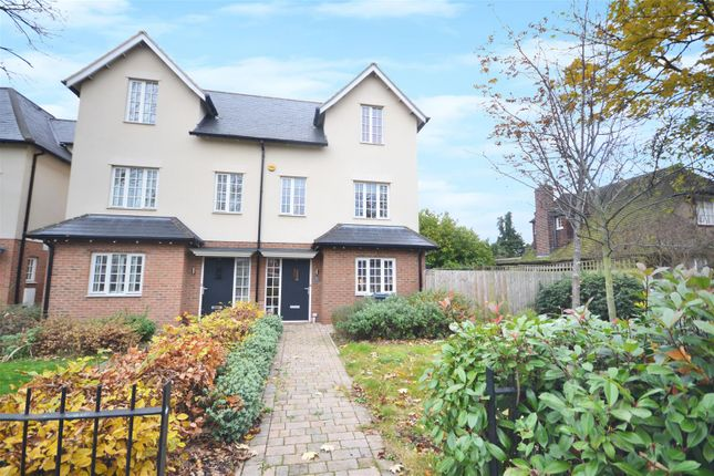 3 bed semi-detached house for sale in County Gardens, Isleworth