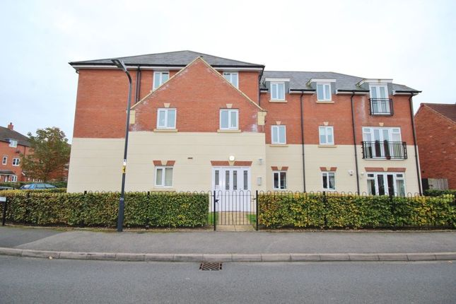 Thumbnail Flat for sale in Betjeman Road, Stratford-Upon-Avon
