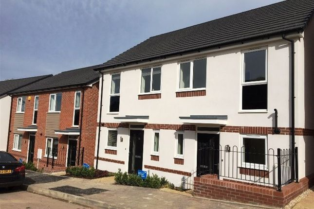 Thumbnail Semi-detached house to rent in Baker Street, Rugby, Warwickshire