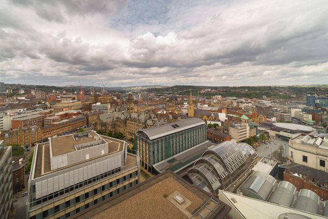 Thumbnail Flat for sale in City Lofts, St. Pauls Square, Sheffield