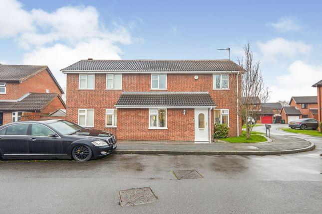 4 bed detached house for sale in Outram Way, Stenson Fields, Derby DE24