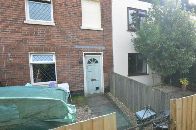 Thumbnail Terraced house for sale in New Buildings Well Street, Exeter