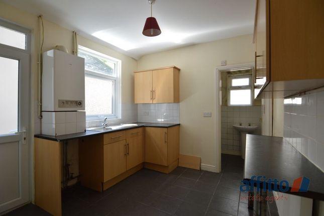 Thumbnail Terraced house to rent in Vivian Street, Tylorstown, Ferndale