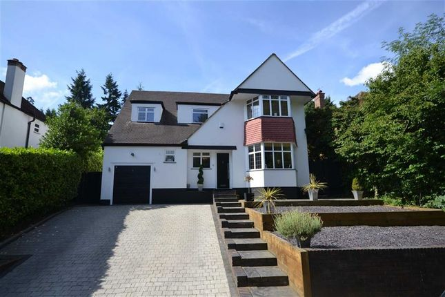 Thumbnail Detached house for sale in Moor Lane, Rickmansworth, Hertfordshire