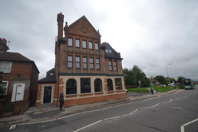 Block of William Hall, Reading RG2