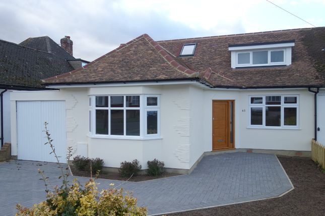 Thumbnail Semi-detached house to rent in Westland Drive, Brookmans Park, Herts