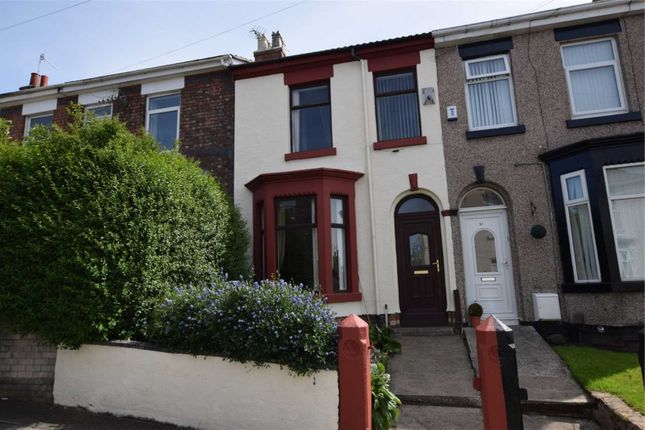 Thumbnail Terraced house for sale in Stuart Road, Tranmere, Birkenhead