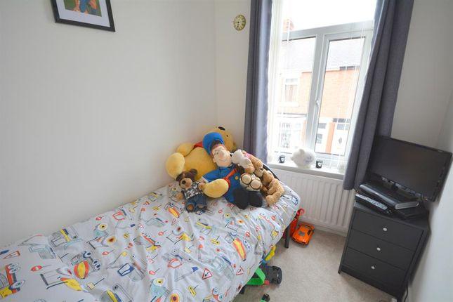 Bedroom Three of Fleet Street, Bishop Auckland DL14