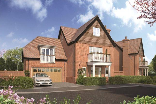 Thumbnail Detached house for sale in Eldridge Park, Bell Foundry Lane, Wokingham