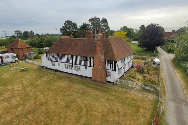 Thumbnail Country house for sale in Painters Farm, Painters Forstal, Faversham
