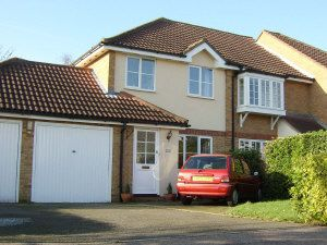 Thumbnail Semi-detached house to rent in Kristiansand Way, Letchworth Garden City, Letchworth