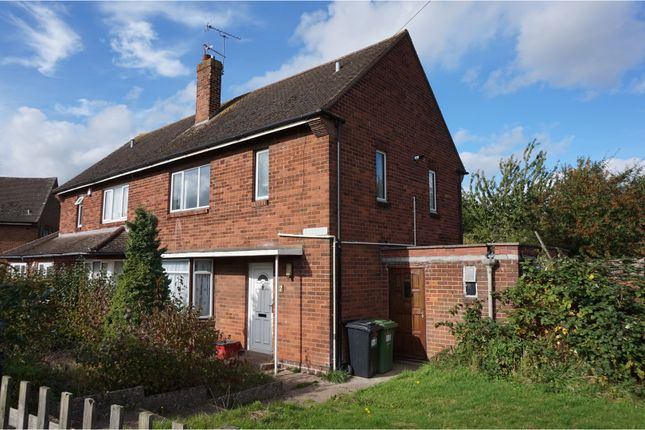 Thumbnail Semi-detached house for sale in Linkway, Leamington Spa