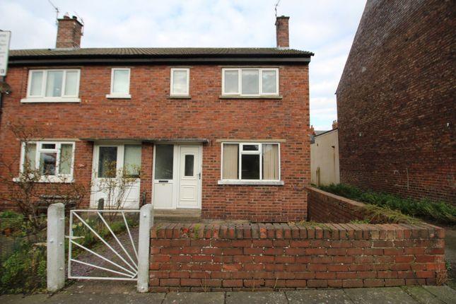Thumbnail End terrace house for sale in Granville Road, Carlisle, Cumbria